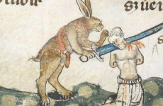 9 people really getting into the spirit of Easter