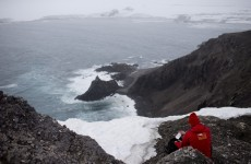 Seriously ill Antarctic worker transferred to hospital after two-week journey