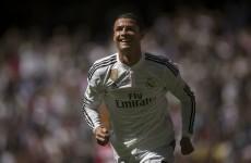 Cristiano Ronaldo scores five as Real Madrid embarrass Granada