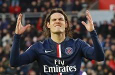 Clubs on high alert after Edinson Cavani's touchline spat with Laurent Blanc