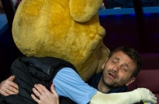 Tim Sherwood's epic gilet throw clearly inspired tonight's Villa comeback
