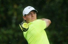 Rory McIlroy on why he still gets 'butterflies'