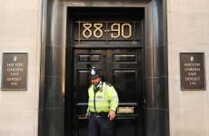 Police scour 'chaotic scene' of massive London jewellery heist