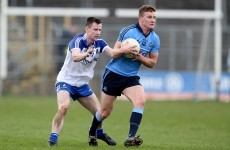 Dublin make three changes, Monaghan same again for rematch