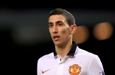 Soccer millionaire Angel Di Maria sold for 20 footballs