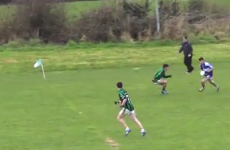 Another stunning goal after 120-yard run by Cork minor footballer in schools match