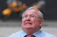 Consigned to the knacker's yard, Pat Rabbitte doesn't know if he'll run again