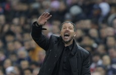 Bollocks and brains – Can Simeone make the big leap with Atletico?