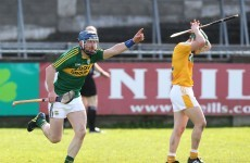 Antrim hurlers defend manager, accept full blame for relegation
