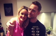 Ronan Keating got engaged! He announced it by tweeting Hello magazine