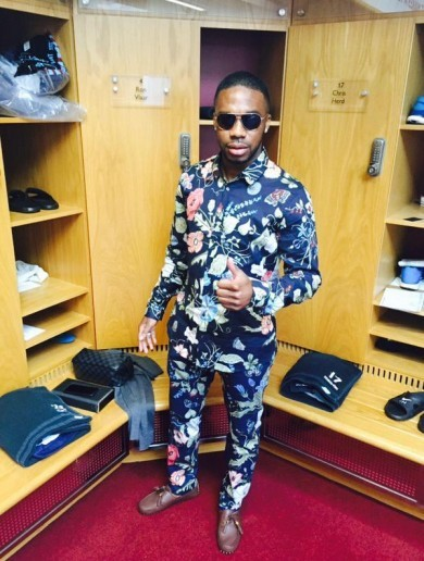 Is Charles N'Zogbia the Premier League's worst dresser?