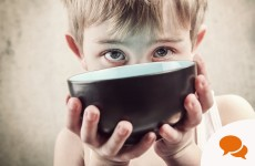 One in five Irish children go to school or bed hungry. This has to stop.