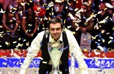 6 of the snooker World Championships' most memorable moments