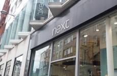 It looks like Next are set to close their flagship Dublin store
