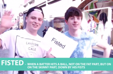 Irish people attempt (and fail) to explain smutty sports terms