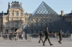 Europe is a 'focus of terrorist plots', says US report