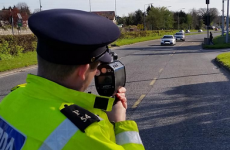 You have been warned: Gardaí are having a speed gun frenzy today
