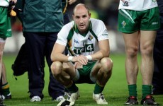 Kennelly's future in doubt as he is dropped for crucial Swans match