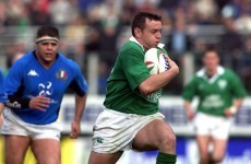 'I think I'm the only Ireland international ever to play for Toulon'