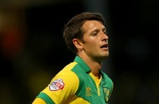 Here's why Ireland's Wes Hoolahan is getting plenty of abuse tonight