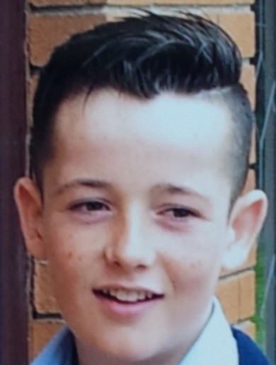 Appeal for help in finding missing 14-year-old