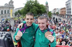 Olympic medallists Paddy Barnes & Michael Conlan qualify for Rio 2016