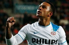 Manchester United have stepped up their pursuit of Memphis Depay… but so have PSG