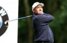 Irish golfers in contention at the Czech Open