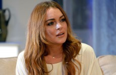 Lindsay Lohan tried to say 'you're beautiful' in Arabic, but insulted everyone instead
