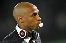 Henry hits out at Hernandez for not celebrating with Ronaldo