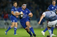 Another Leinster player needs surgery and has been ruled out for the rest of the season