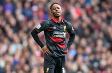 'It goes in one ear and out the other' – Sterling doesn't care about contract criticism