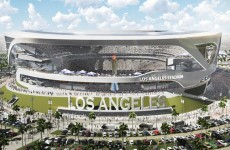The NFL's proposed new stadium will shoot lightning when the home team scores