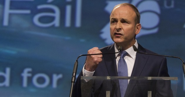 Micheál Martin: Enda thinks fist-pumps solve problems … but Gerry is even worse