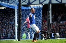 Man-of-the-match James McCarthy leads Toffees to convincing win over Man United