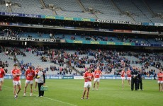 Cork plan for 'root-and-branch examination of where we're at' after Dubs defeat