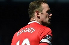 Man United face anxious wait on Rooney amid fears his season could be over