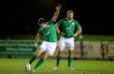 Some of the best young backs in the world will be in the Ireland team at the U20 World Cup