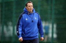 A three-time European Cup winner with Leinster could join a very exclusive club this weekend