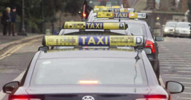 Are taxi drivers at greater risk of being robbed? We asked some to find out