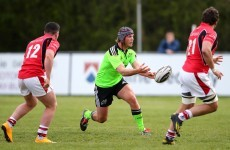Tyler Bleyendaal's Munster career began with a big win over Ulster