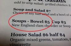 14 of the most unfortunate menu translation fails