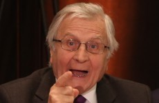 A defiant Trichet reckoned we were missing something. He wasn't wrong…