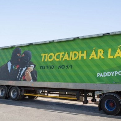 'You're bound to piss the odd person off': Paddy Power explain why they use ads like this