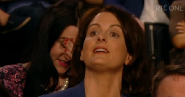This audience member's reaction was clear … what did everyone else make of the Late Late debate?