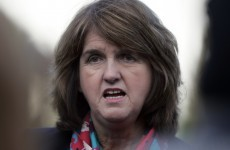 Joan Burton speaks of her decades-long search for her birth parents