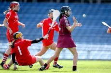 Galway survive Cork fightback to be crowned Division 1 camogie league champions