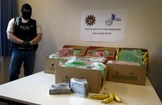 Huge stash of cocaine found in Aldi banana boxes AGAIN