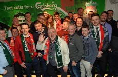 20 Irish Liverpool fans got to realise a lifelong dream at the weekend
