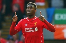 Daniel Sturridge: Hip injury surgery a success